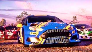V-RALLY 4 Trailer (2018) PS4 / Xbox One / PC