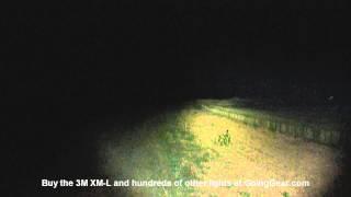 Flashlight Comparison 2: Part 8 - JETBeam 3M XM-L