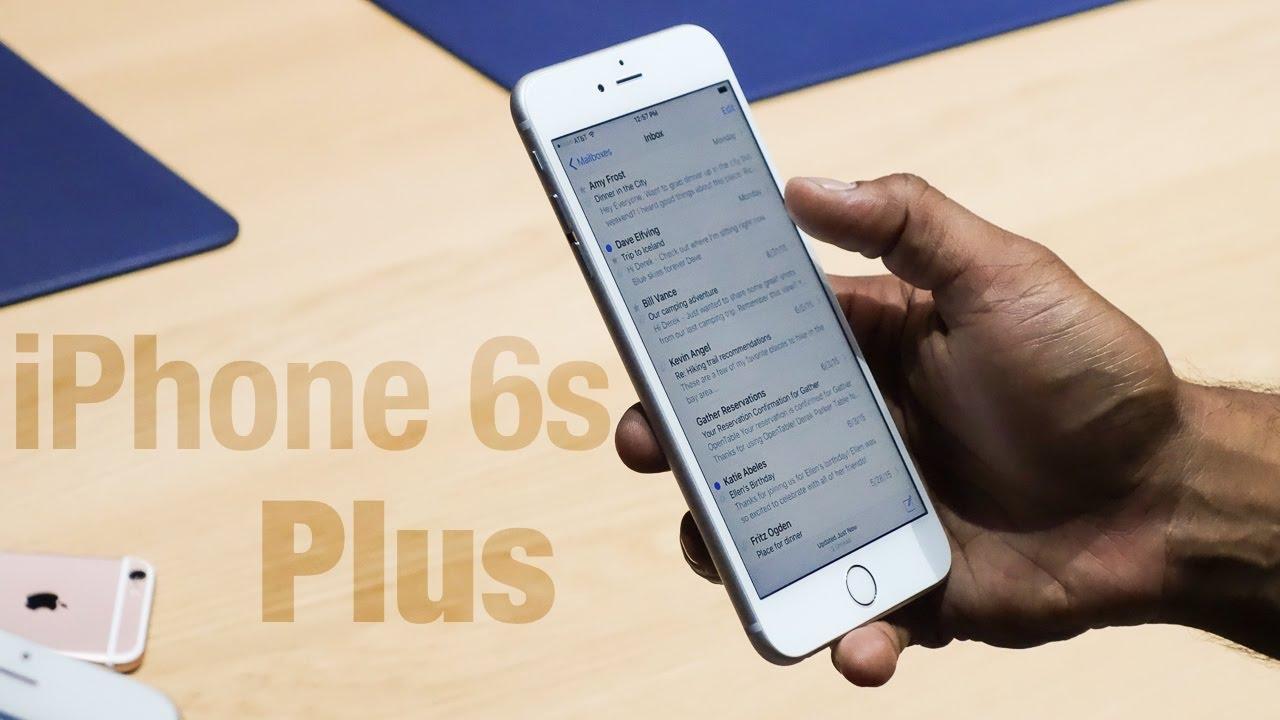 iphone 6s Plus hacken