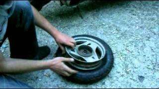 видео Стоит Ли Самому Менять Колеса