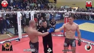 MP MMA 2017 FC 93 kg Konieczny D vs Węzowczyk B