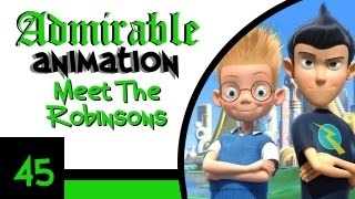 admirable animation 45 meet the robinsons 2007 film