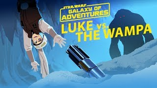 Star Wars Kids - Galaxy of Adventures | Luke Skywalker – Flugten fra hulen