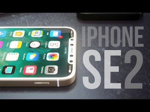Apple presentará el iPhone SE2 (2018) en este mes!?