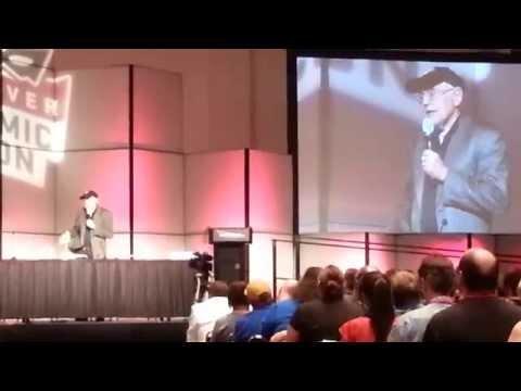 Walter Koenig at Denver Comic Con 2014