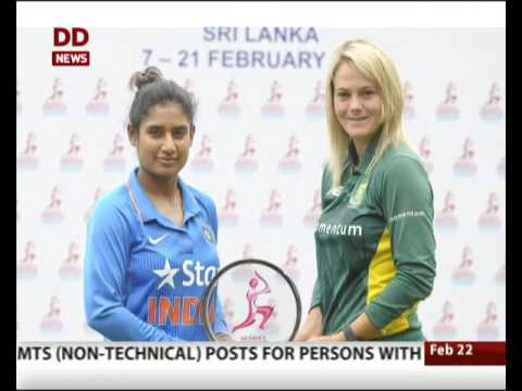 ICC Women's World Cup Qualifier, Final-IND vs SA