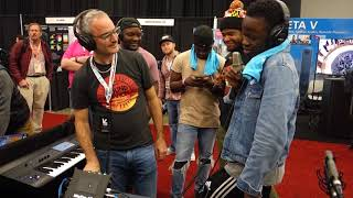 Mannywellz / MixPre-10M Song at SXSW 2018