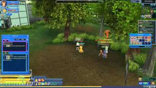 Digimon Masters Online Gameplay