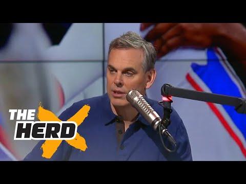 Joel Embiid is Greg Oden | THE HERD