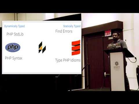 Dwayne Reeves - The Hack Programming Language | Scala Symposium 2017
