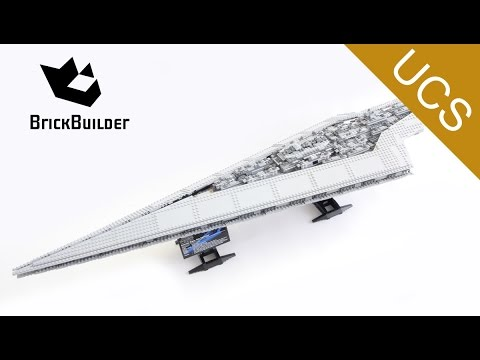 Lego Ultimate Collector Series 10221 Super Star Destroyer - Lego Speed Build
