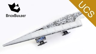Repeat youtube video Lego Ultimate Collector Series 10221 Super Star Destroyer - Lego Speed Build
