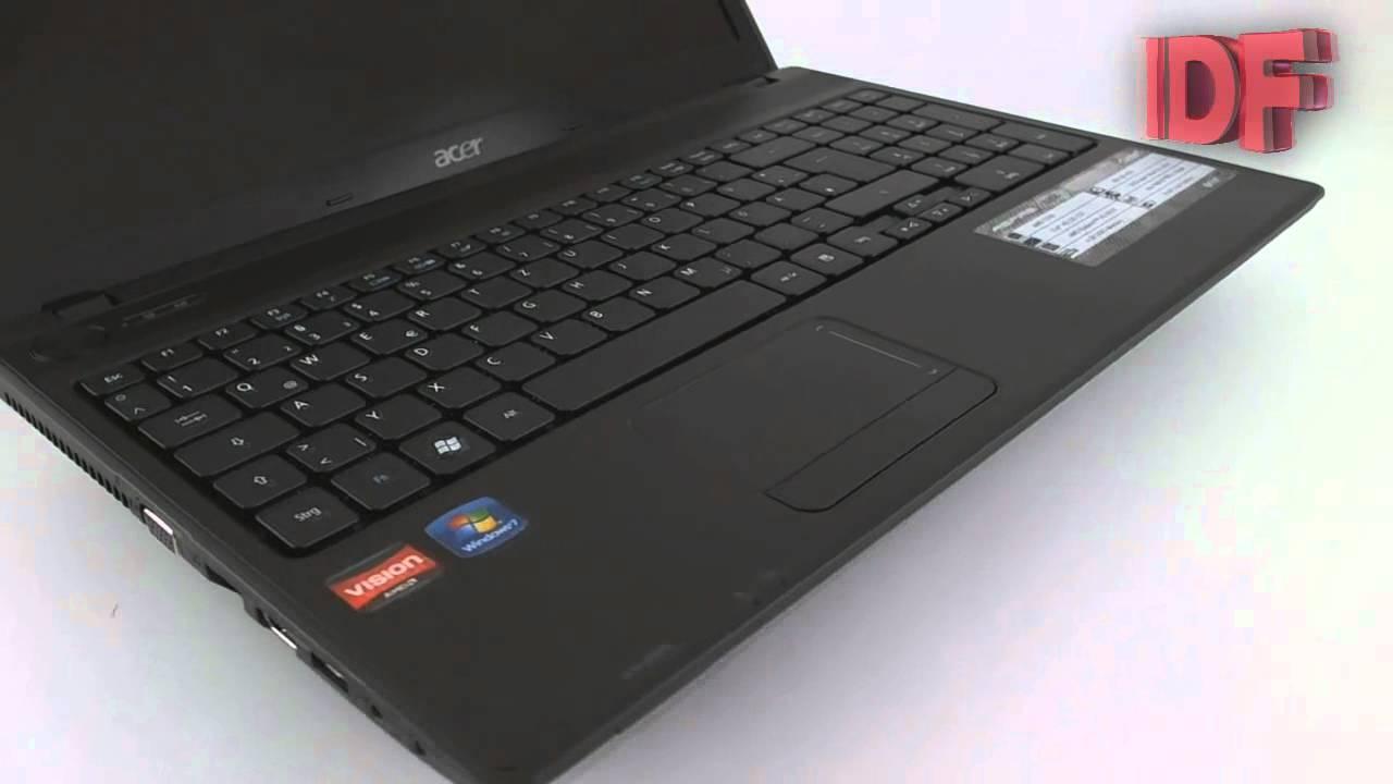 Acer Aspire 5253 Bz871 Amd E 350m Youtube