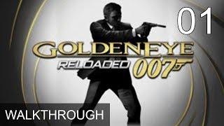GoldenEye 007: Reloaded Walkthrough Part 1 Dam Gameplay LetsPlay (1080p)