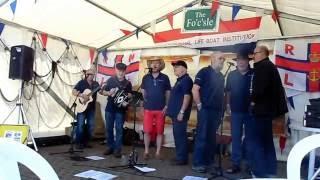 Blakeneys Old Wild Rovers: Blakeney Bound