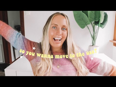 HOW I MOVED TO AMERICA | COST, J1 VISA EXPERIENCE, THE INTERVIEW, NEED TO KNOWS!