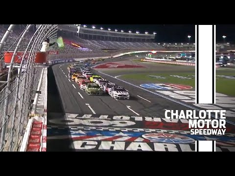 Final Laps: To pit or not to pit? Brad Keselowski wins at Charlotte | NASCAR Cup Series