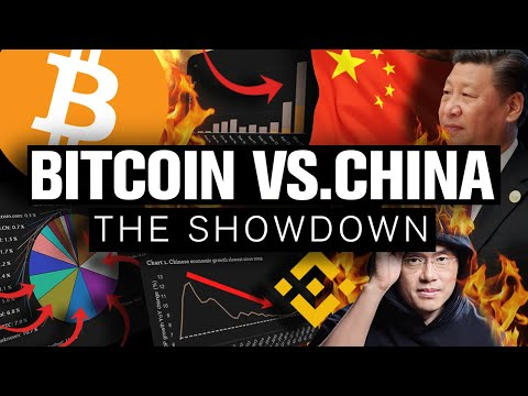 China To Attack BITCOIN!? Their War Vs Crypto Nears