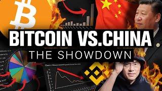 China to Attack BITCOIN!? Their War vs Crypto Nears