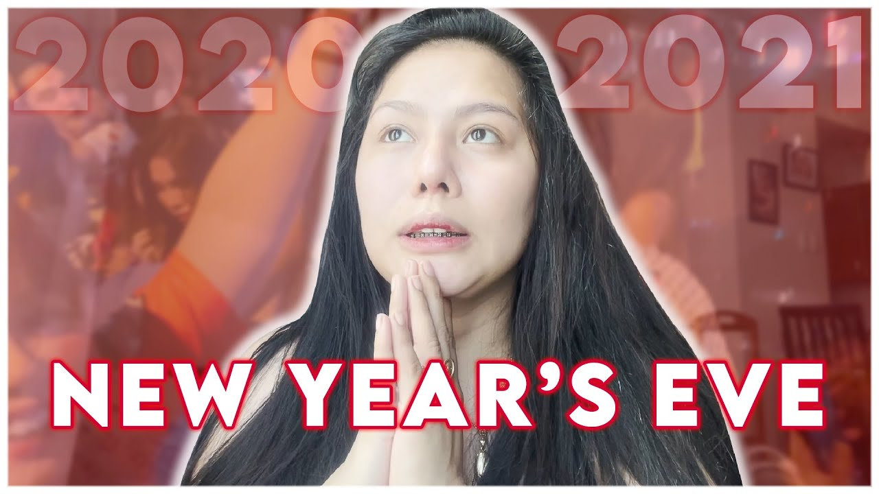 VLOG 117 NEW YEAR'S EVE
