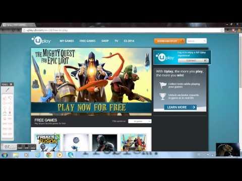 FREE UBISOFT GAMES!!!!!
