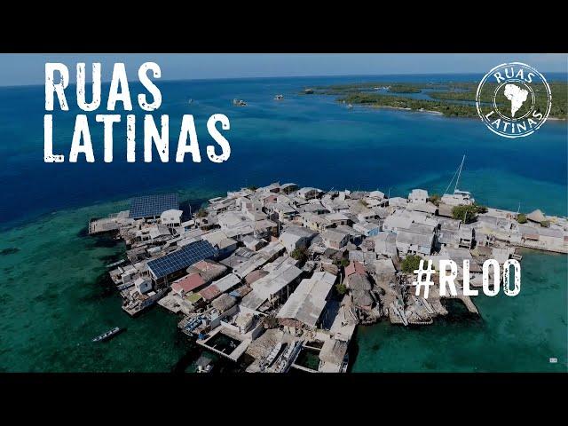 Ruas Latinas - Chamada