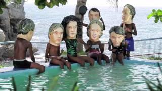 Arcade Fire - Sprawl II Invitation (Pool)