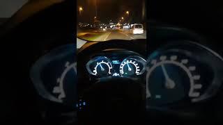 Ford courier gece gezmesi (florya sahil)