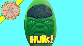 The Incredible Hulk Silly Putty & Comic Book
