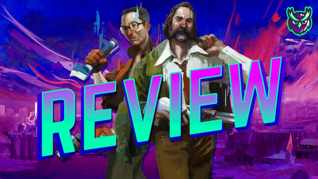 Disco Elysium - Final Cut Nintendo Switch Review (Video Game Video Review)