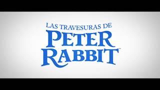 LAS TRAVESURAS DE PETER RABBIT TV SPOT