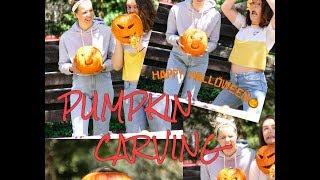HALLOWEEN Pumpkin Carving!