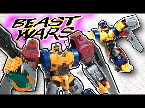 Perfect Effect Beast Gorira [Optimal Optimus] Beast Wars Review