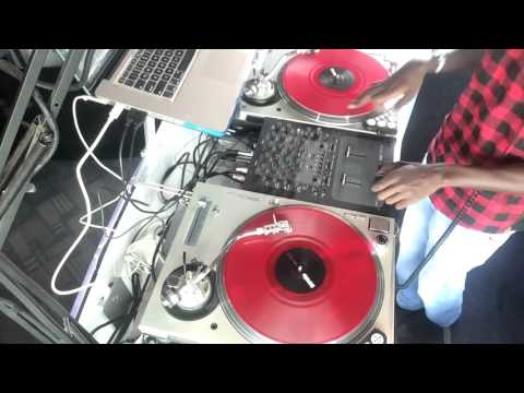 DJ Bash on The Juice In The Mix (Dancehall Set) (Nov/6/2015)