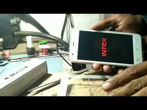 Intex  Aqua Life lll  touch screen Replacement