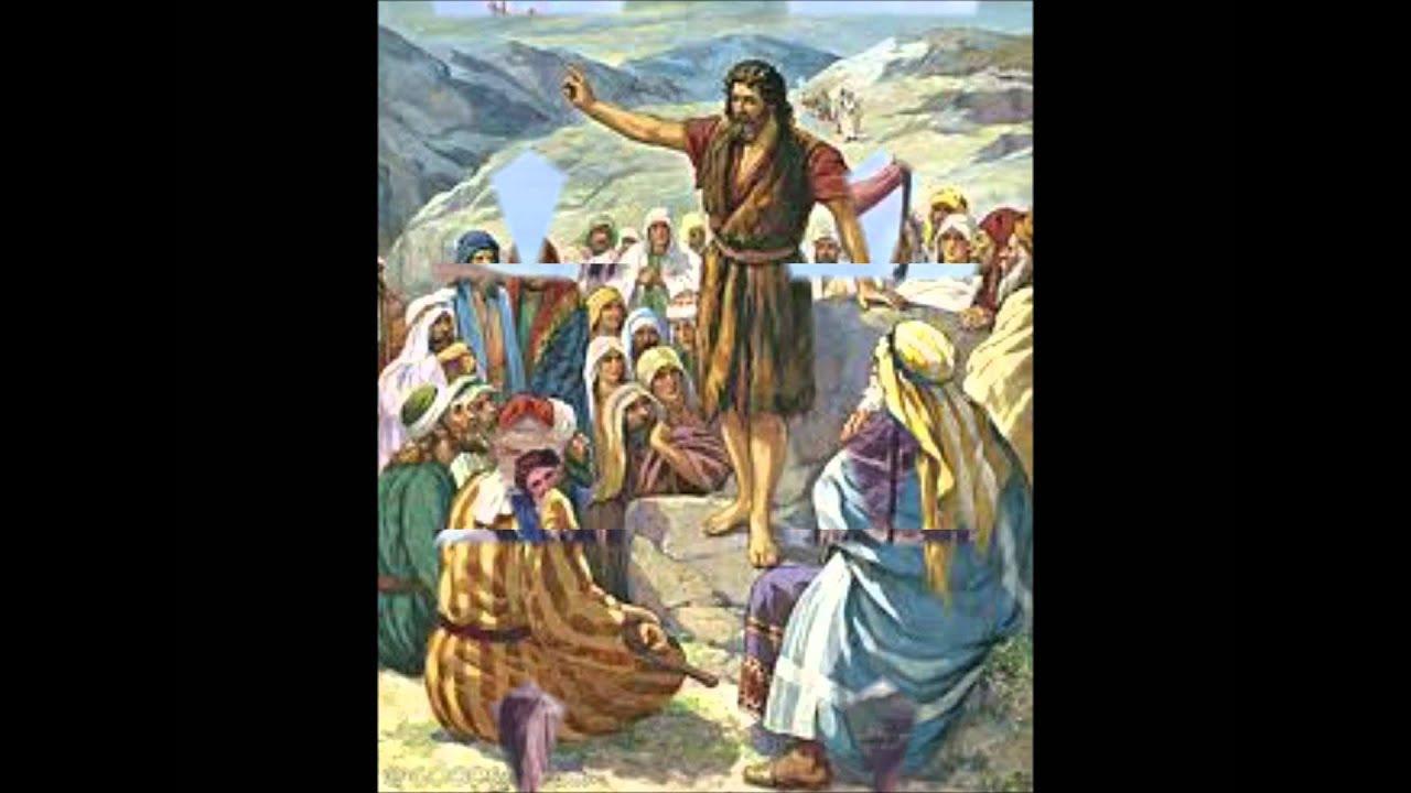 II 1 1 21 Nacimiento de Juan el Bautista Himno oración Benedictus ...
