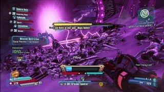 Borderlands: The Pre-Sequel: Highlights - 2 - Guardian Massacre