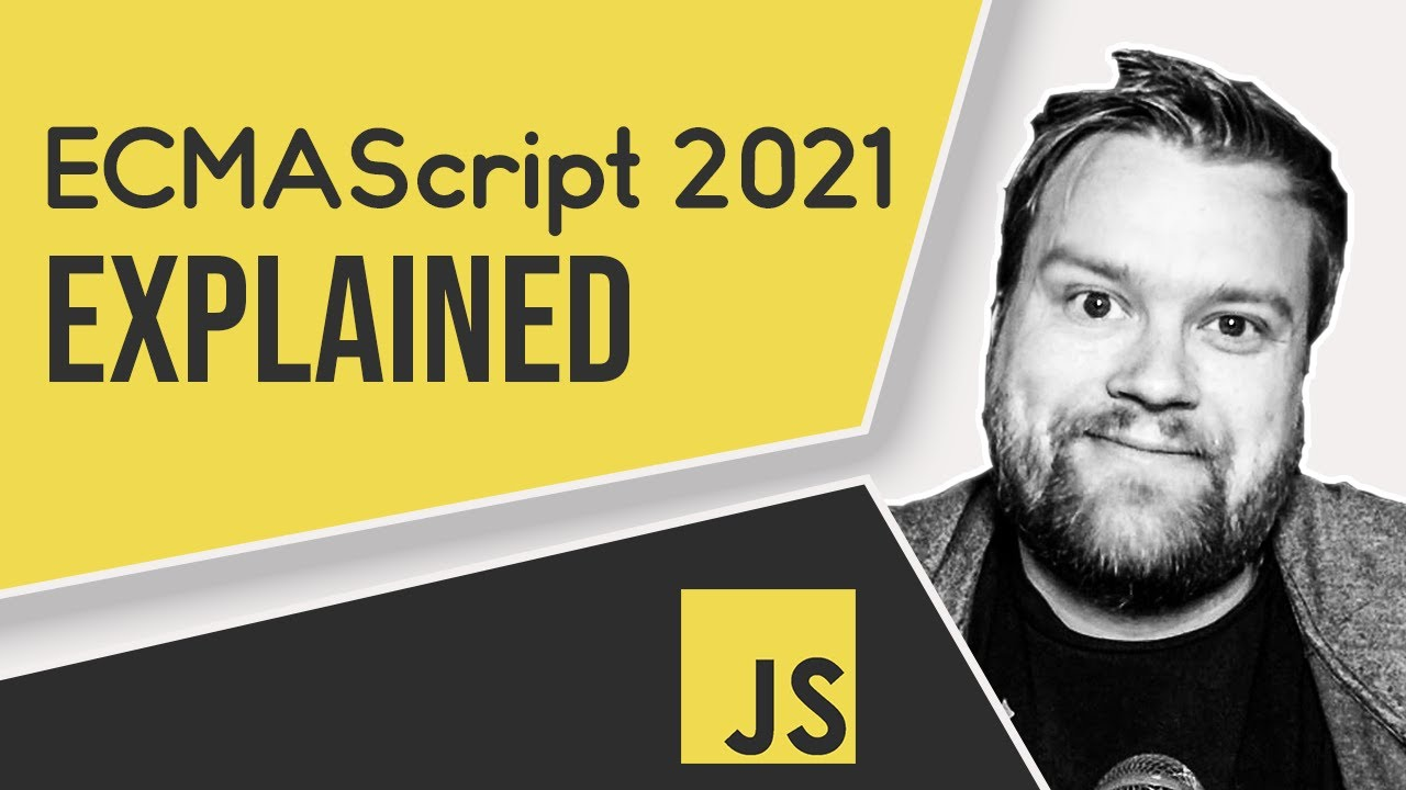 What's New In JavaScript ECMAScript 2021 - What Features Should You Know?!