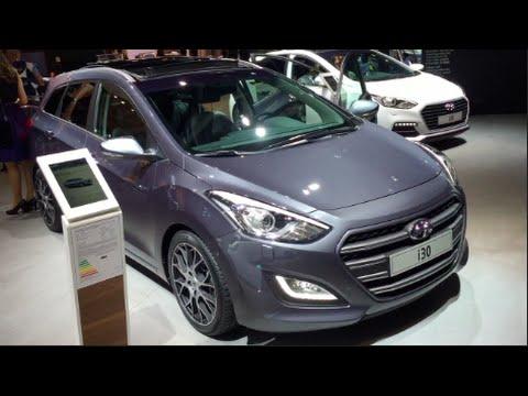 Hyundai i30 hatchback 2016