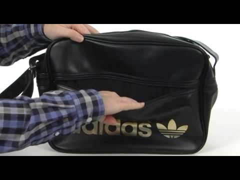 adidas Originals AC Airliner Bag SKU  8260871 - YouTube 00847d367f