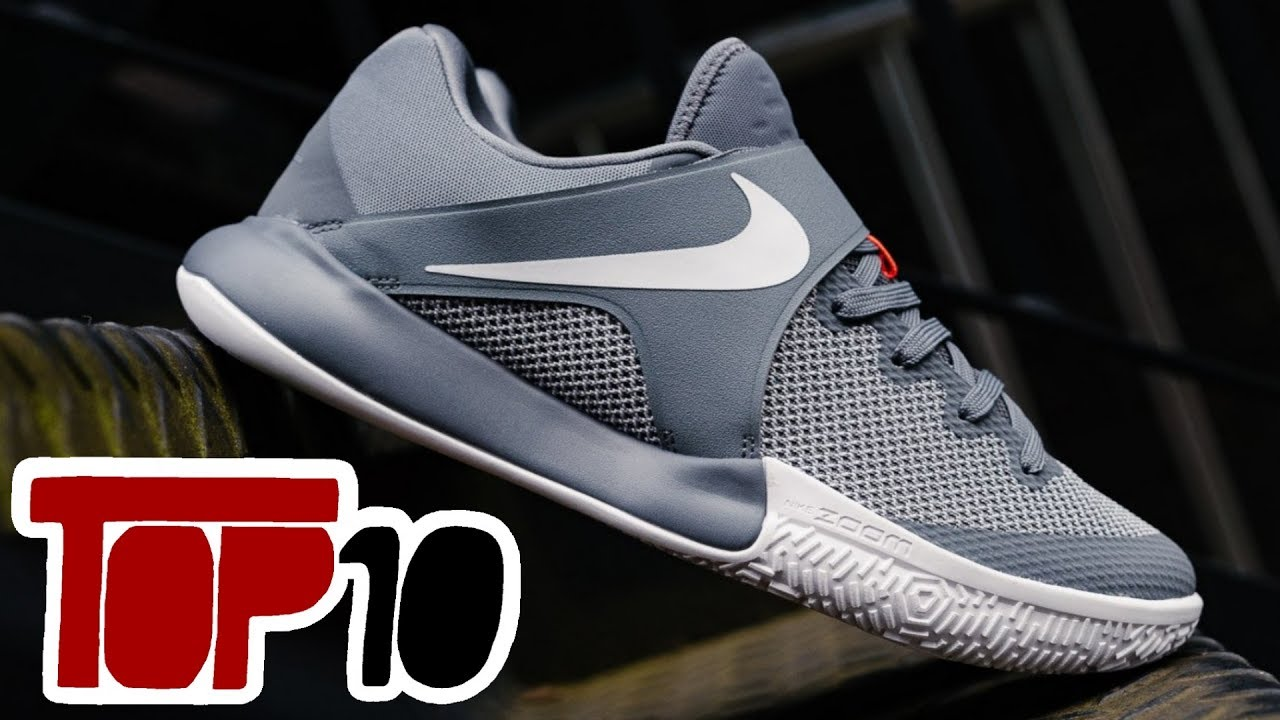 1d91315fe367 Top 10 Cheap Nike Basketball Shoes Of 2017 - YouTube