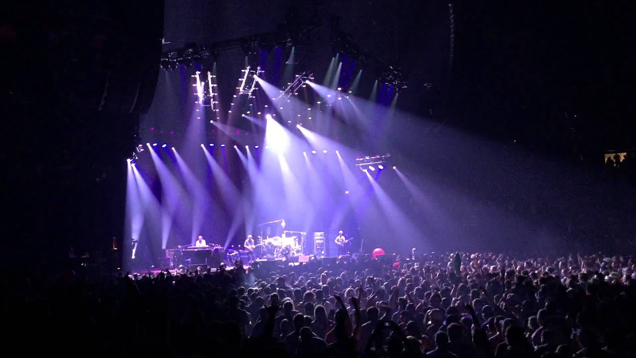 Phish Crosseyed Painless MGM Grand Garden Arena 11114