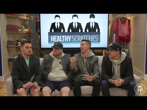 Healthy Scratches - May 17, 2018 feat. Rear Admiral and Mike Grinnell