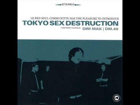 TOKIO SEX DESTRUCTION