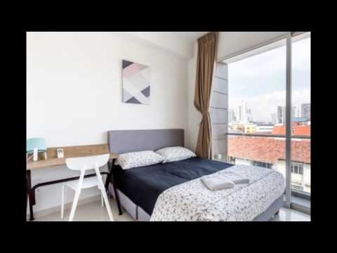Singapore Short Term Rentals - Luxury 2 bdrm Loft style: Singapore