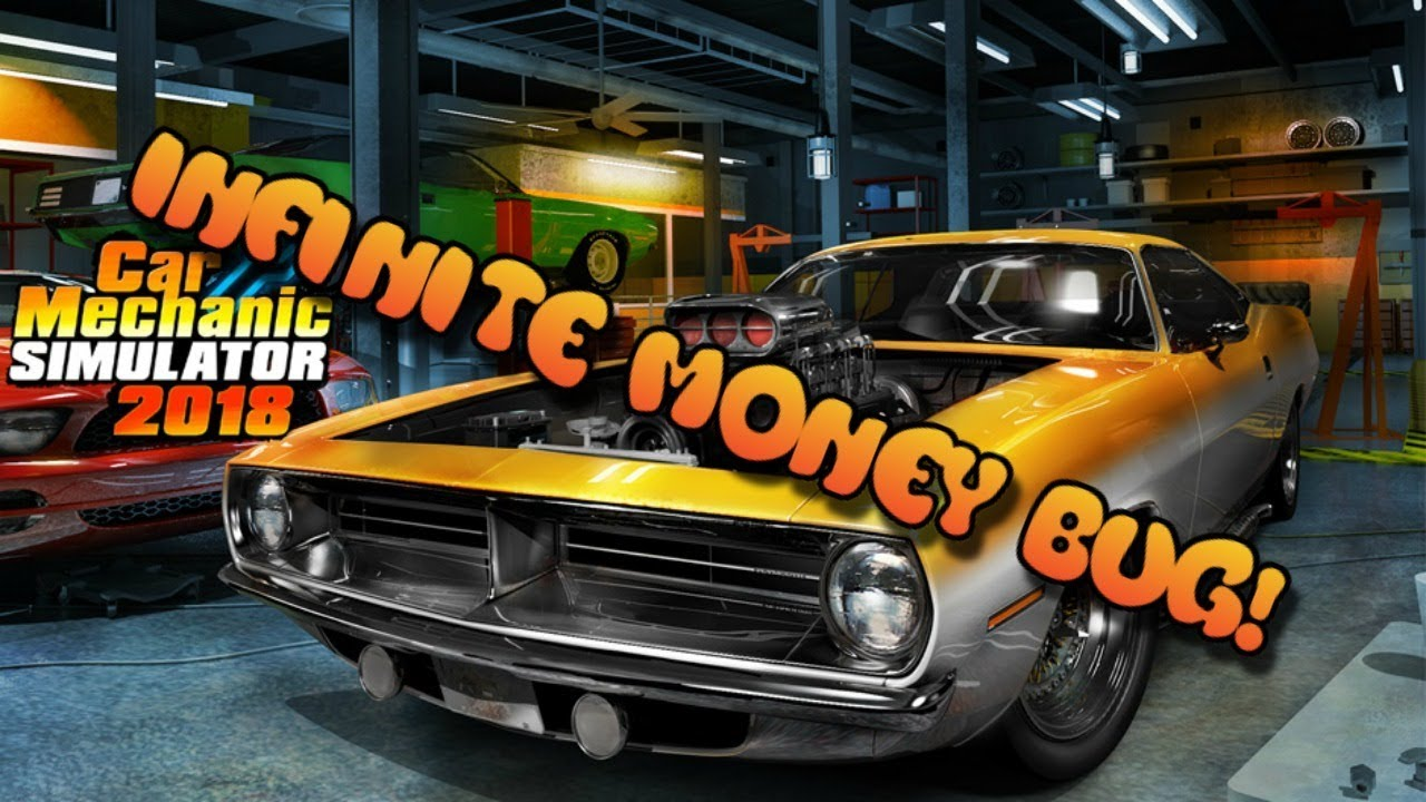 Car Mechanic Simulator 2018 Infinite Money No Cheat Engine