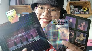 BLACKPINK - CD Version The Show Unboxing Hologram