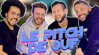 LE PITCH DE OUF (feat Morgan VS et Tom Villa) #2