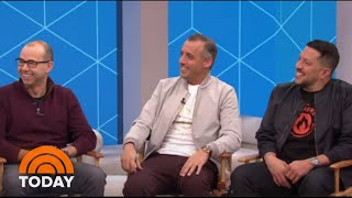 'Impractical Jokers' Tell Hoda And Jenna About Their New Movie | TODAY