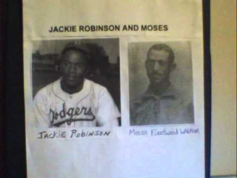 Jackie Robinson and Moses